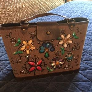 Enid Collins of Texas Bejeweled Vintage Purse
